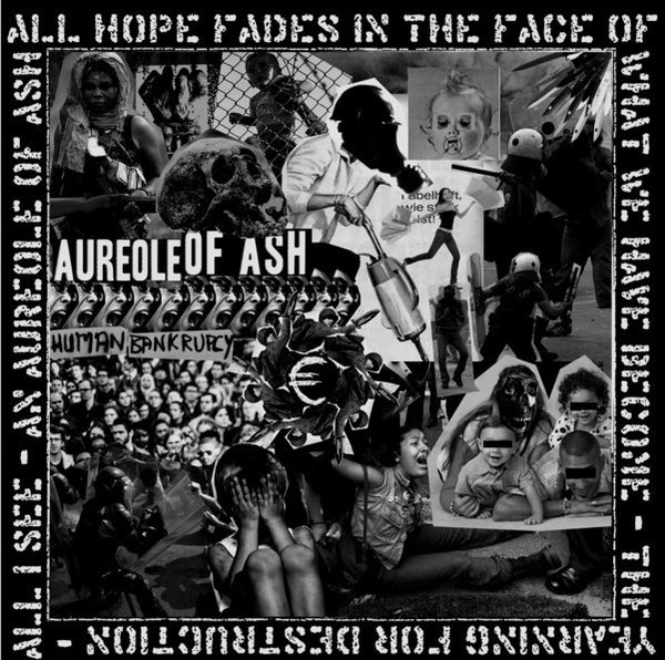 Aureole of ash / Jotnarr - Split (7'')