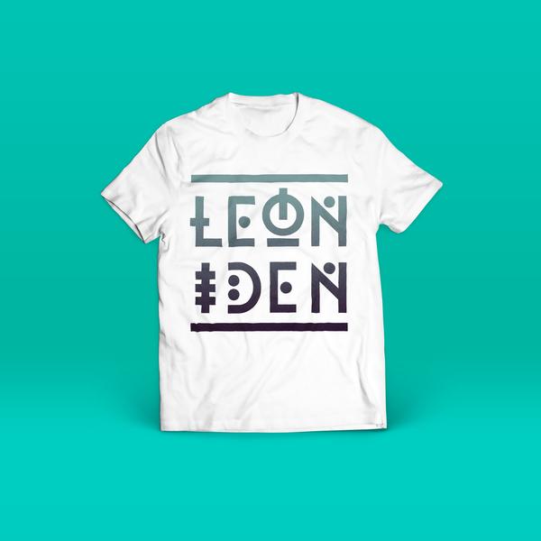 Shirt (weiß) // LEONIDEN