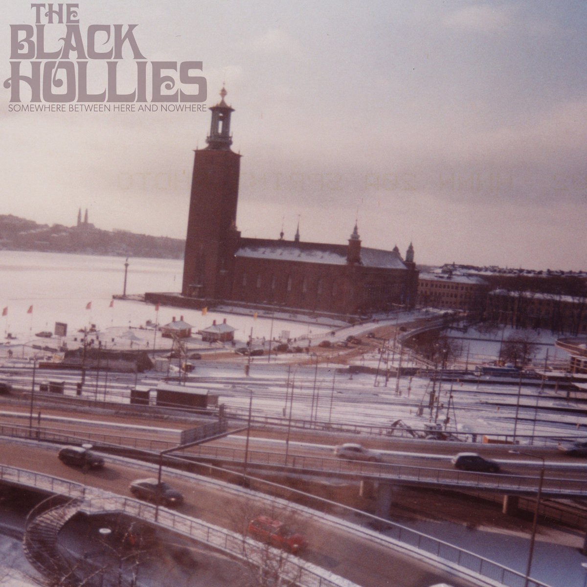The Black Hollies - Somewhere Between Here and Nowehere