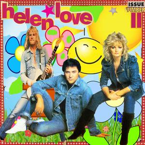 Helen Love - Clear Square Double Denim 7