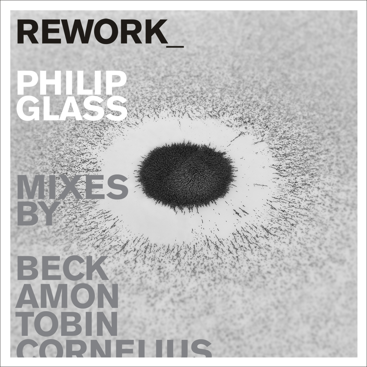 Philip Glass - Rework