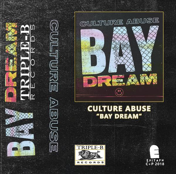Culture Abuse - Bay Dream Cassette Tape