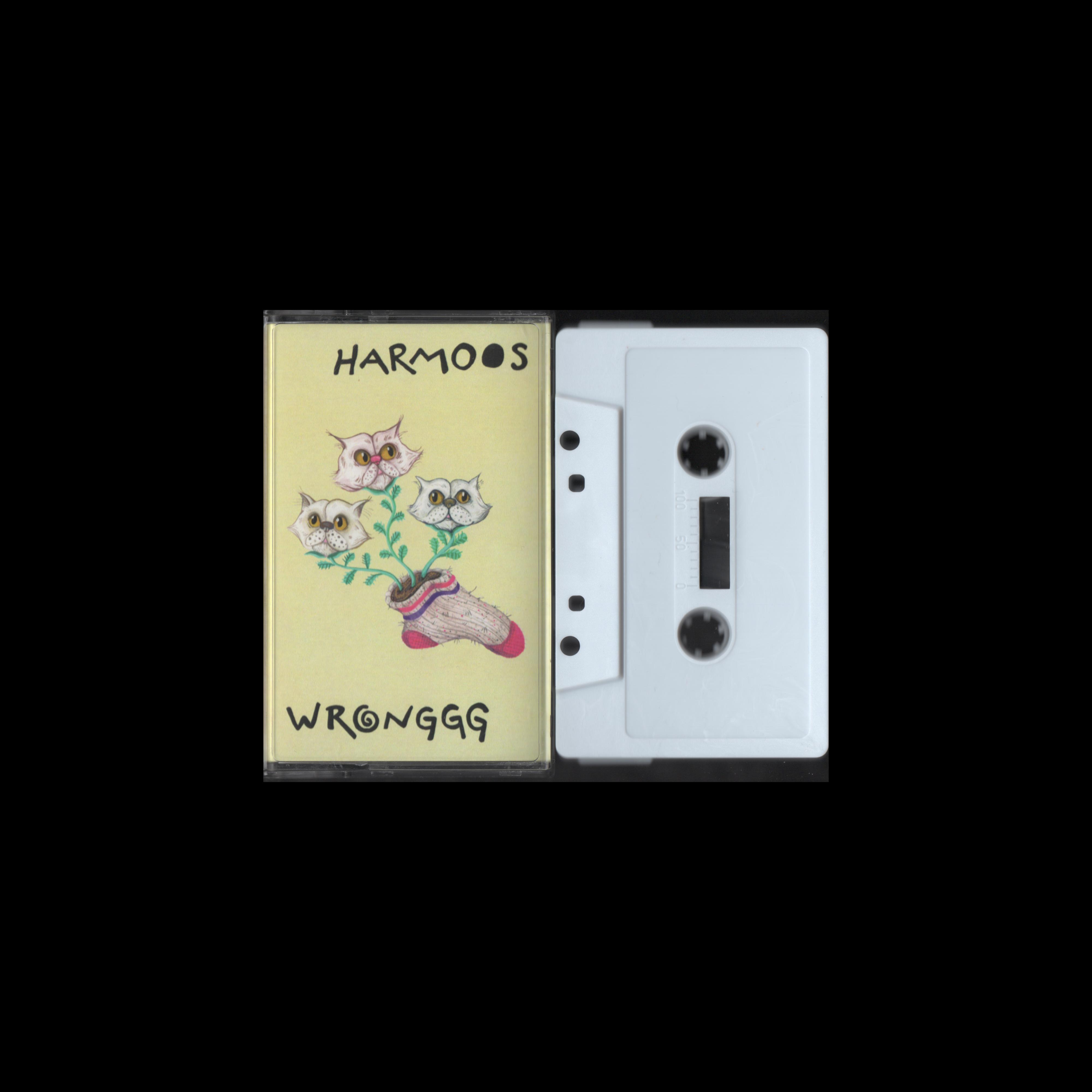 Harmoos - WRONGGG (Dust, Etc.)