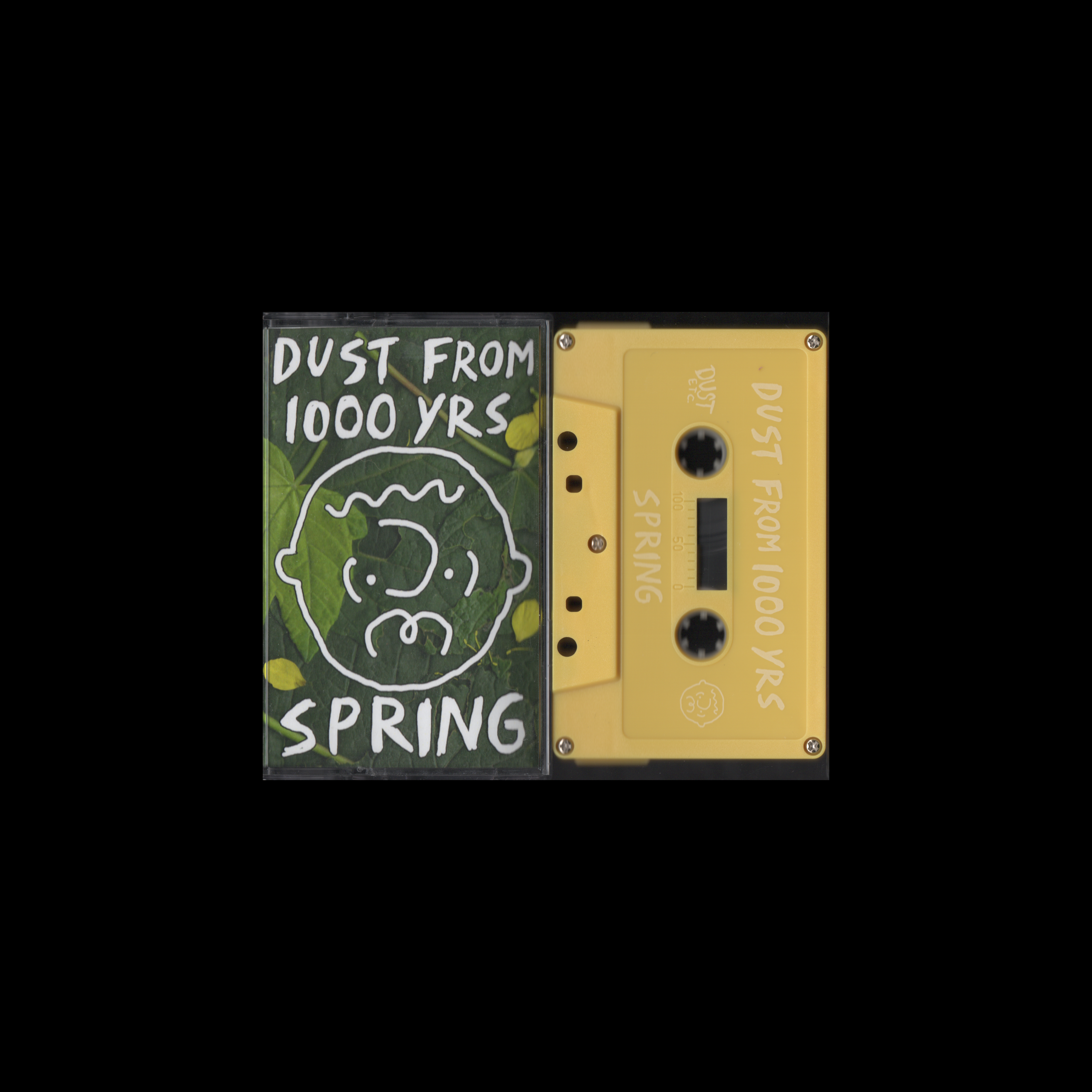 Dust From 1000 Yrs - Spring (Dust, Etc.)