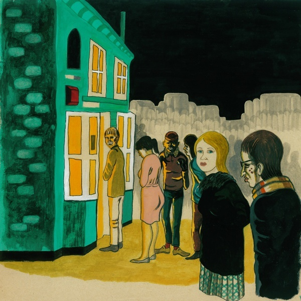 Casiotone for the Painfully Alone - In Cambridge LP