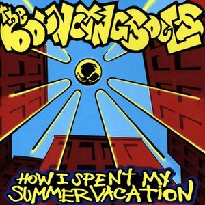 Bouncing Souls - How I Spent My Summer Vacation LP