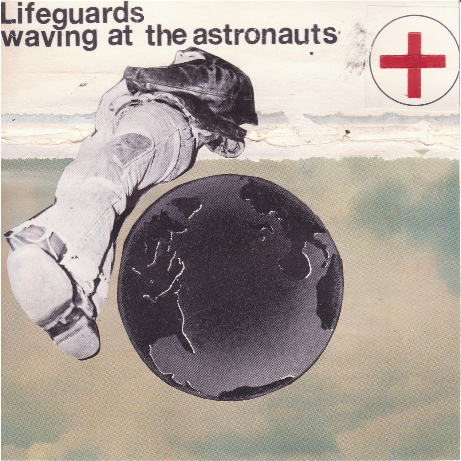 Lifeguards - Waving At The Astronauts