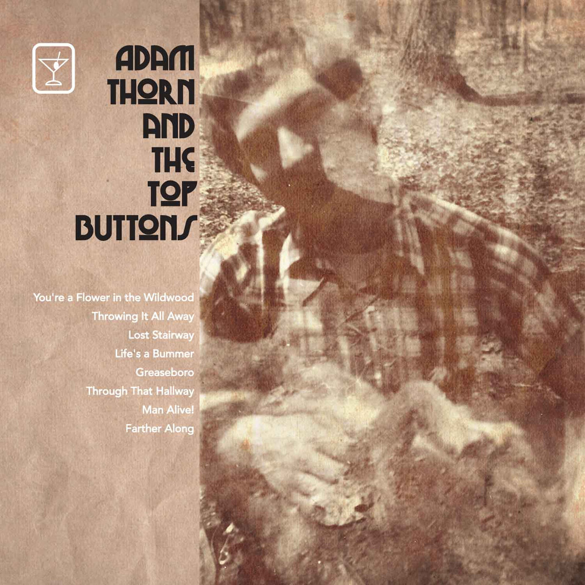 Adam Thorn & The Top Buttons - S/T