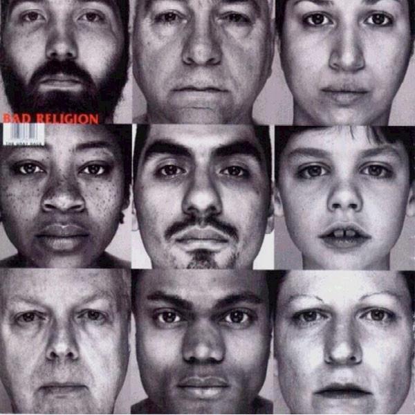 Bad Religion - The Gray Race LP