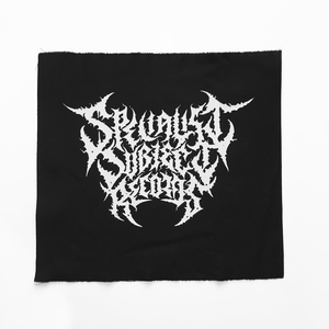Specialist Subject Metal Logo - Back Patch