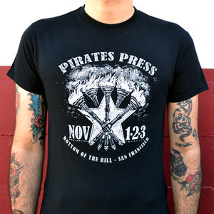 PIRATES PRESS RECORDS: 9 Year Anniversary Weekend T-Shirt