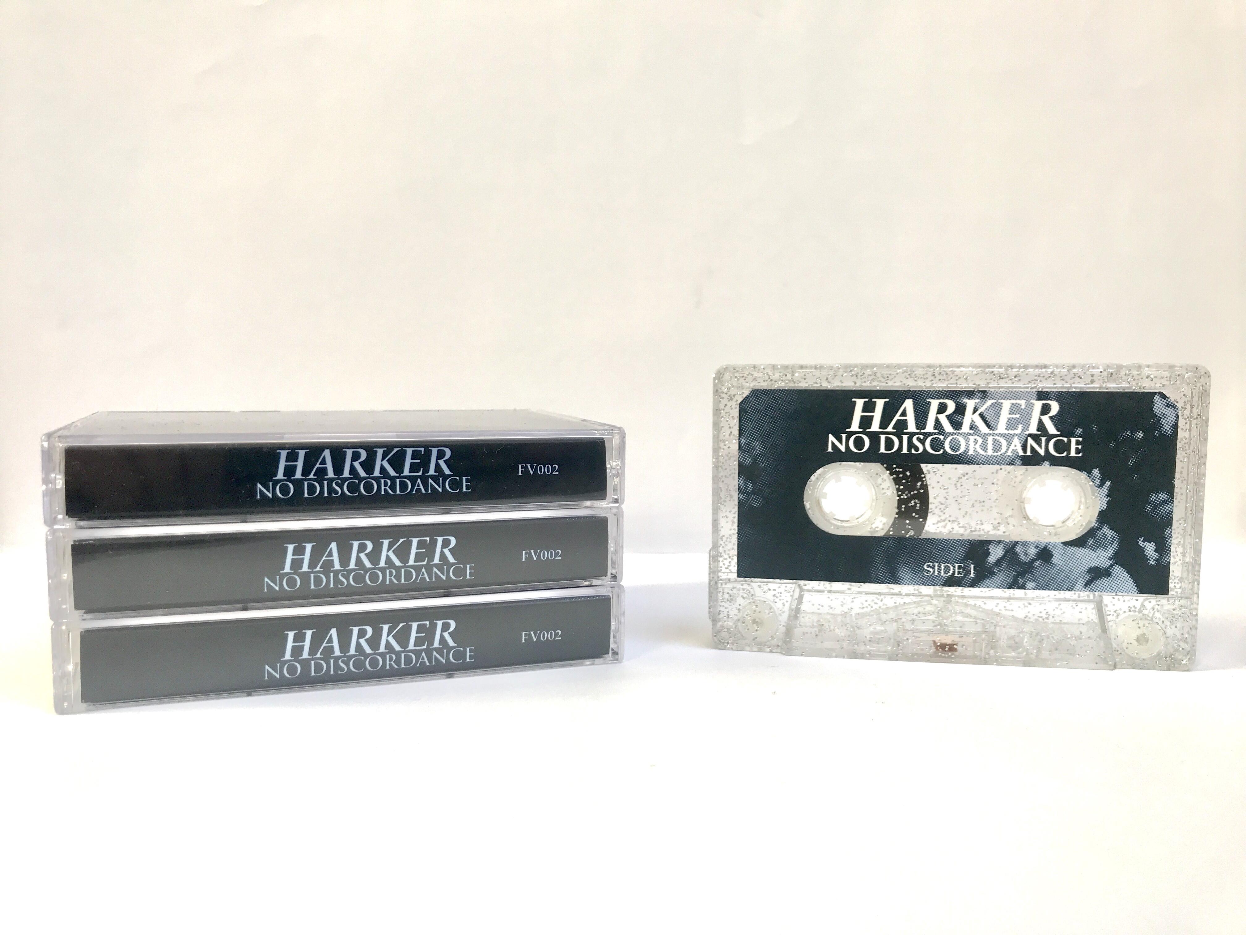 Harker - No Discordance