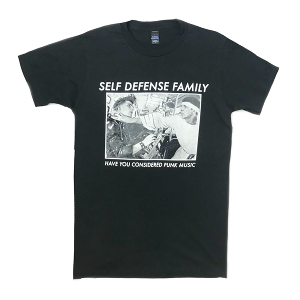 Self Defense Family - Karate Chop Shirt