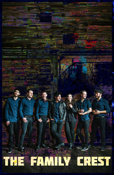 Act 1 Band Photo Poster