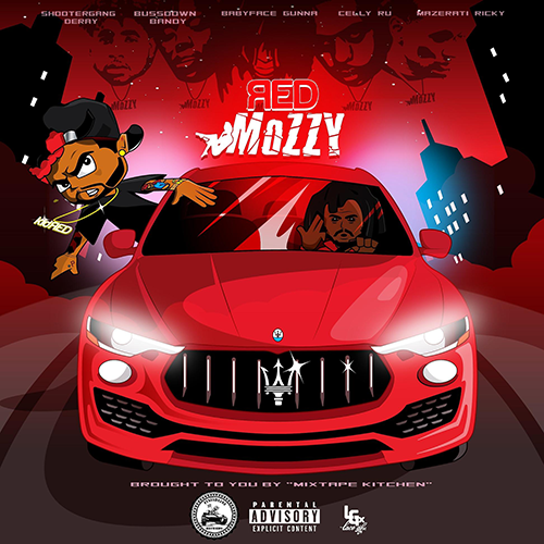Kid Red x Mozzy - Red Mozzy