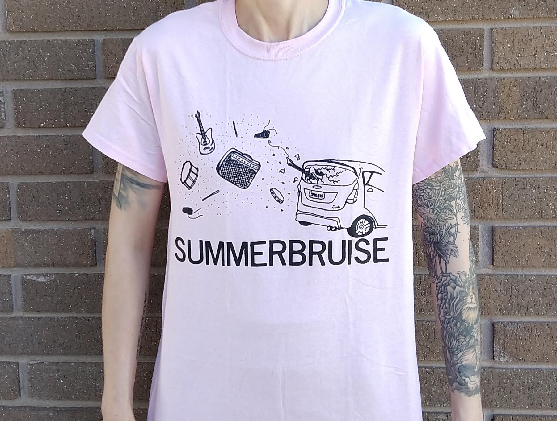 Summerbruise -  Tour Tee Shirt