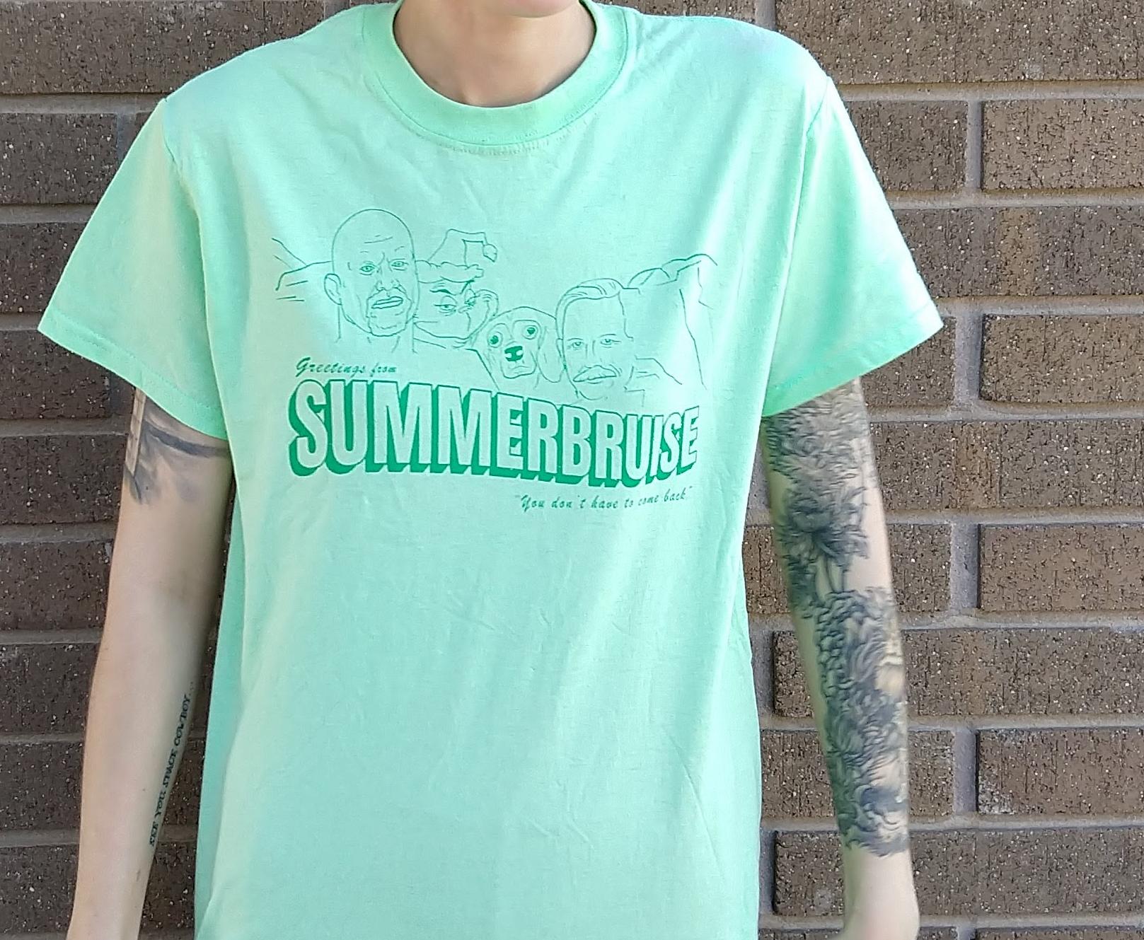 Summerbruise -  Mount Rushmore Shirt