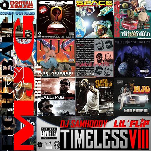 Lil Flip & DJ Samhoody - Timeless VIII