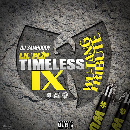 Lil Flip & DJ Samhoody - Timeless IX
