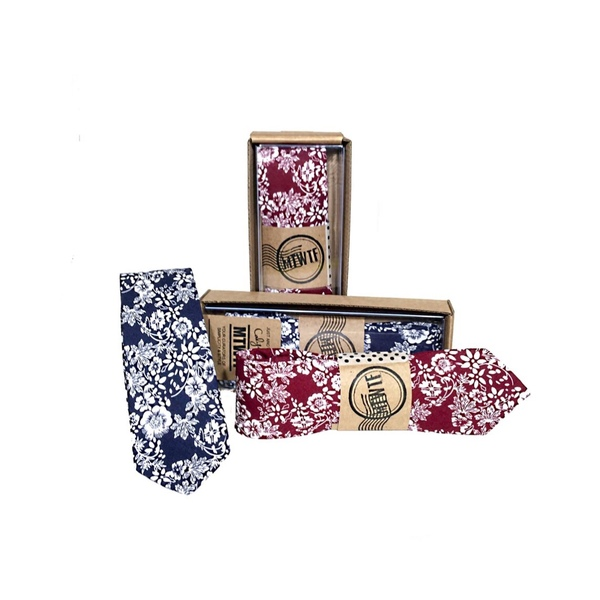 """The Bouquet"" Tie Set"
