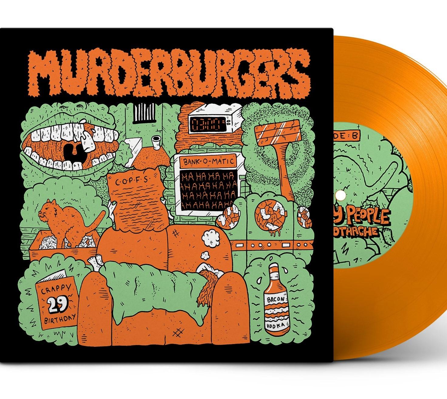 THE MURDERBURGERS