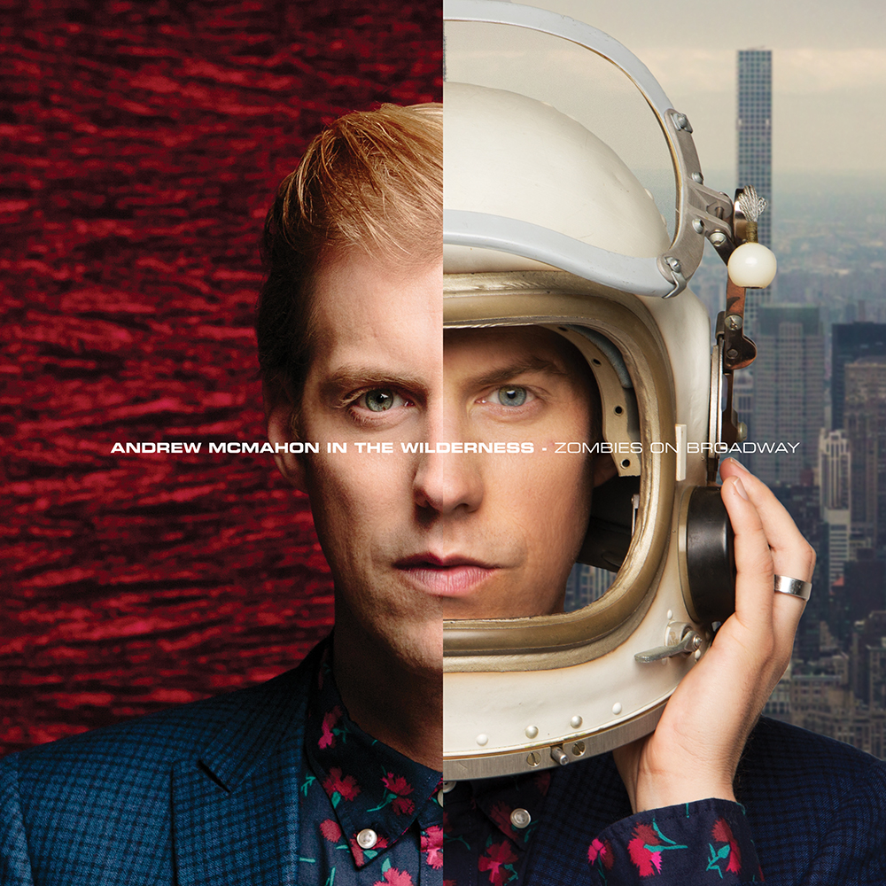"Andrew McMahon In The Wilderness  ""Zombies On Broadway"""