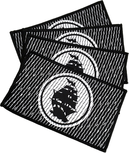 PIRATES PRESS Woven Patch