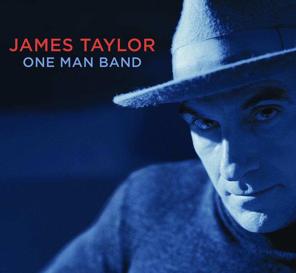 "James Taylor ""One Man Band"""