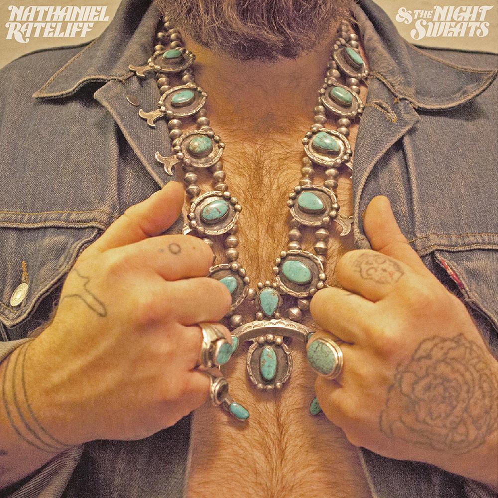"Nathaniel Rateliff & The Night Sweats ""Nathaniel Rateliff & The Night Sweats"""