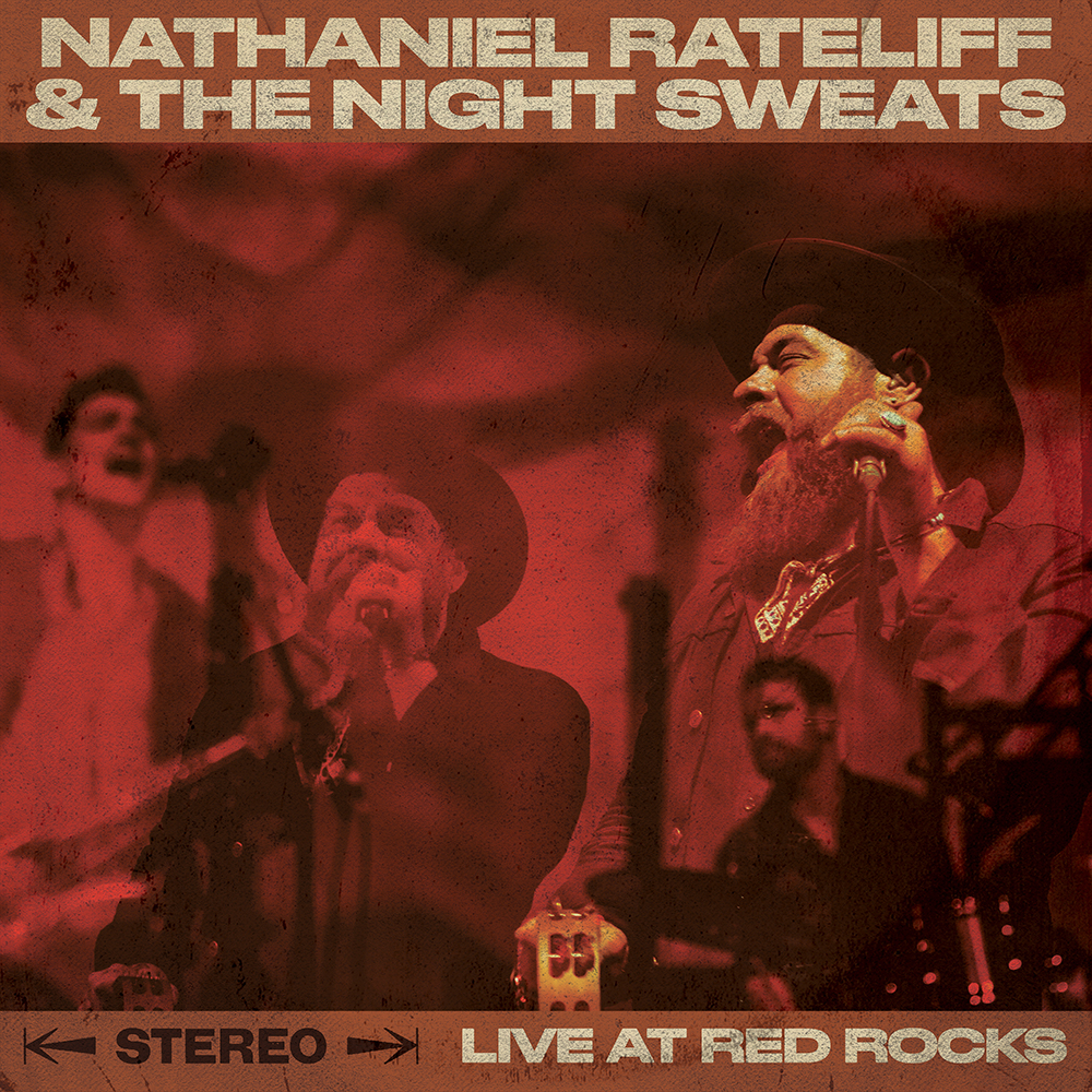 "Nathaniel Rateliff & The Night Sweats ""Live At Red Rocks"""
