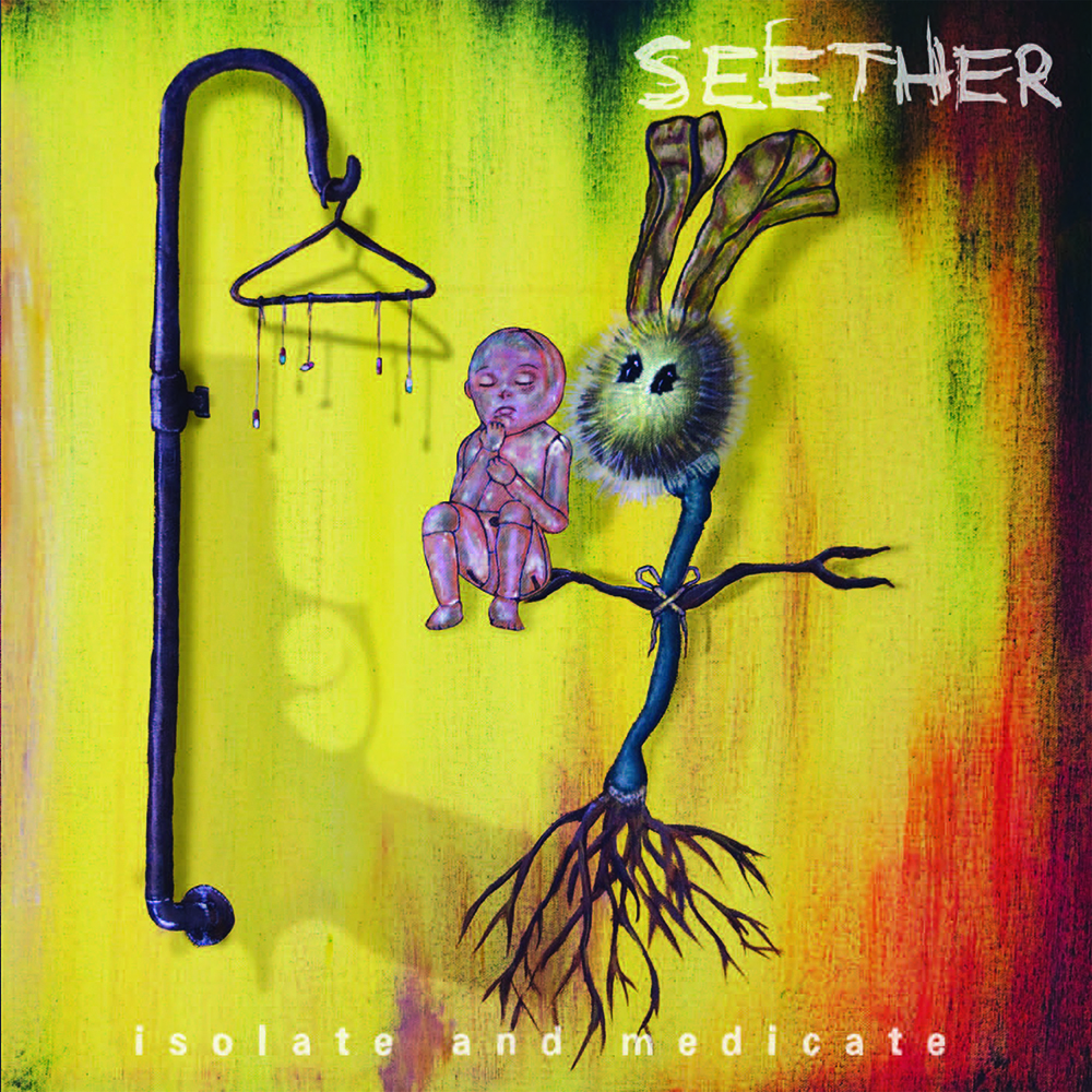 "Seether ""Isolate And Medicate"""
