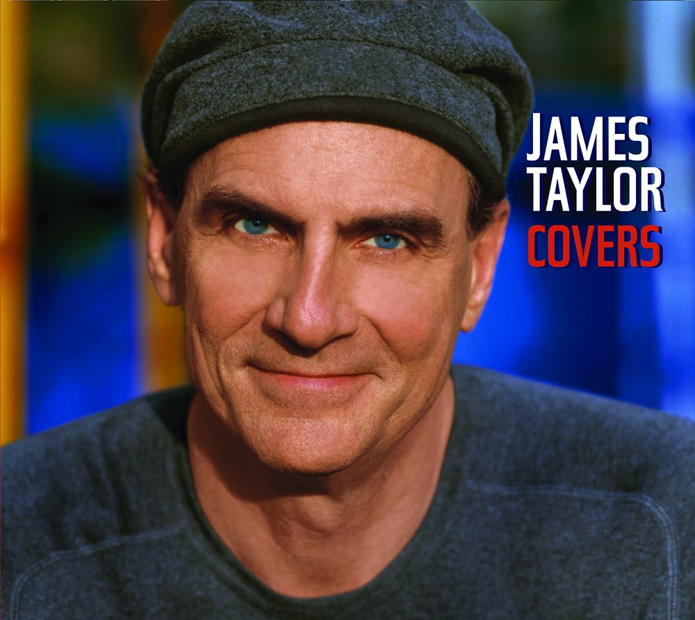 """James Taylor """"Covers"""""""
