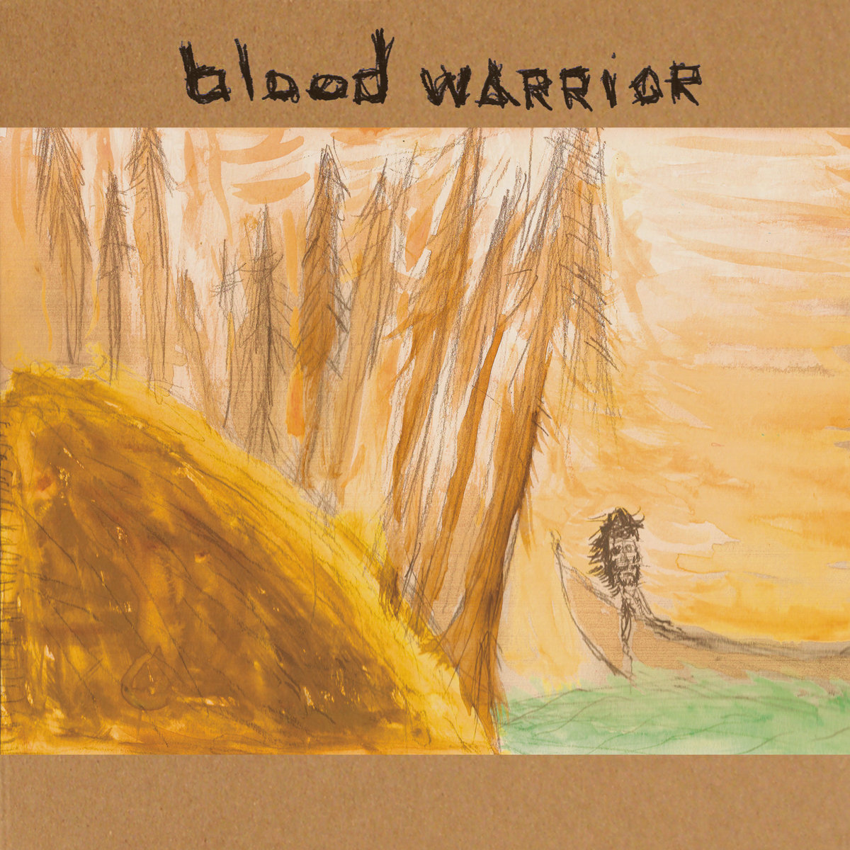 Blood Warrior - Blood Warrior