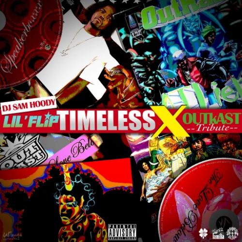 Lil Flip & DJ Samhoody - Timeless X