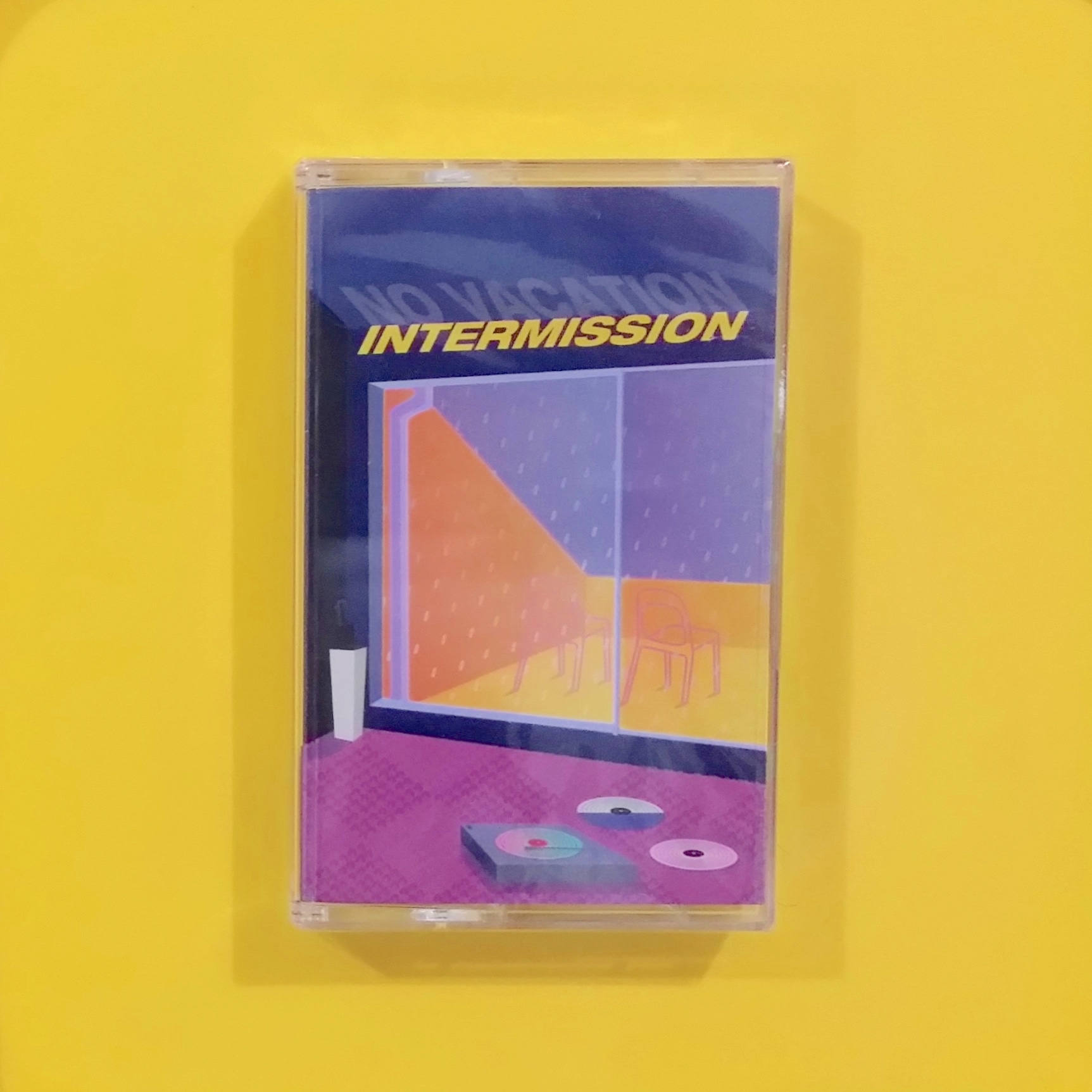 [SOLD] No Vacation - Intermission (Topshelf Records)