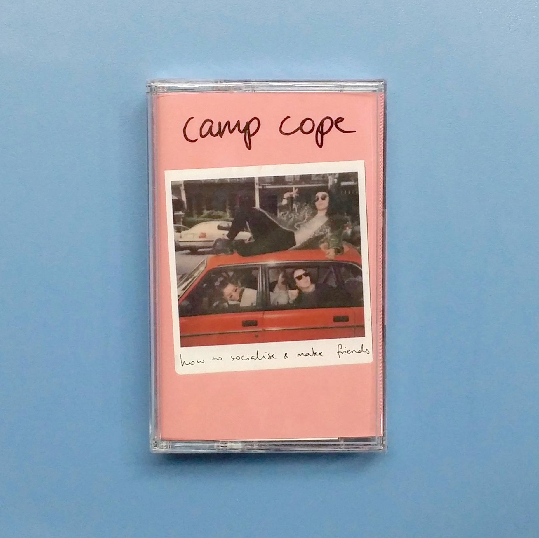 [SOLD] Camp Cope - How to Socialise & Make Friends (Run for Cover Records)