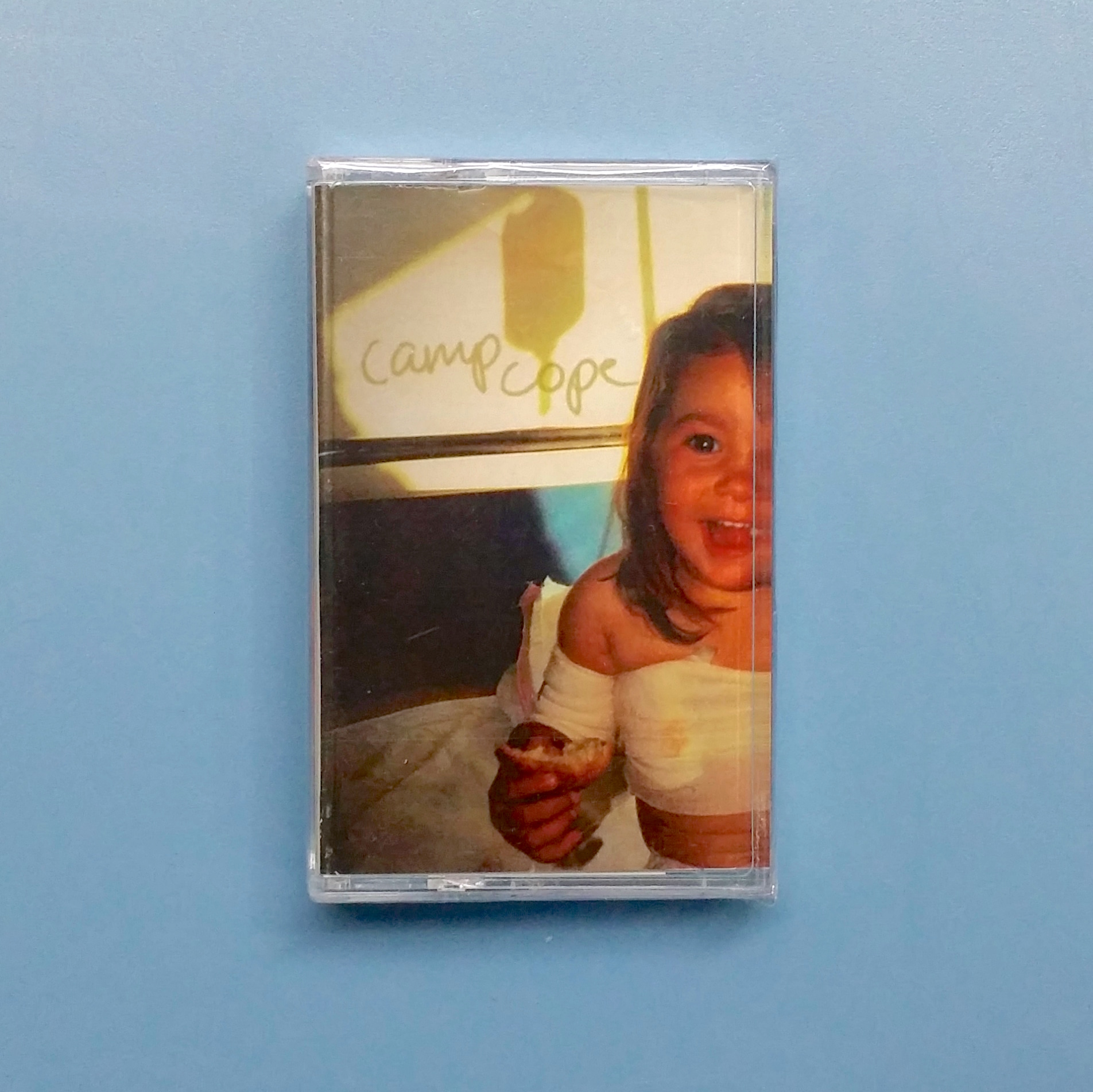 [SOLD] Camp Cope - Camp Cope (Run for Cover Records)