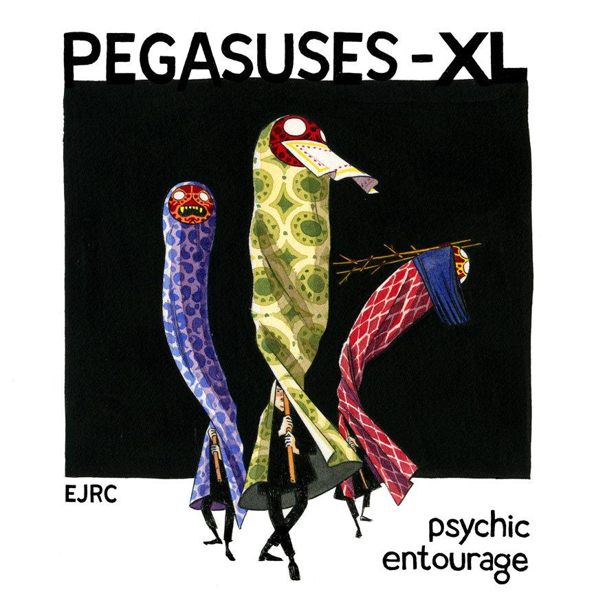 Pegasuses-XL - Psychic Entourage