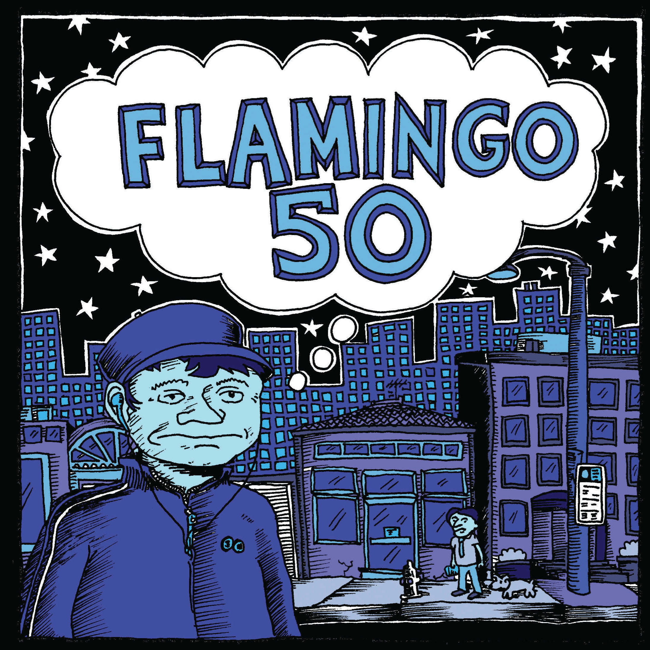 The Measure (sa) / Flamingo 50 - Split 7