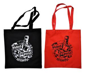 Pirates Press Records Tote Bag