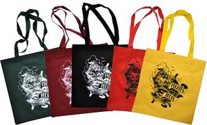 Pirates Press Tote Bag