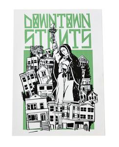 Downtown Struts: