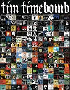 Tim Timebomb & Friends Poster (33