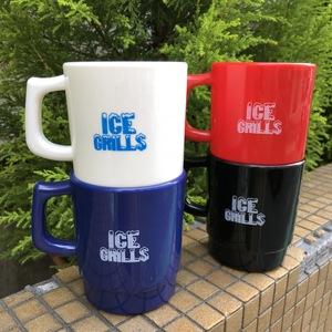 ICE GRILL$ - Logo Mug
