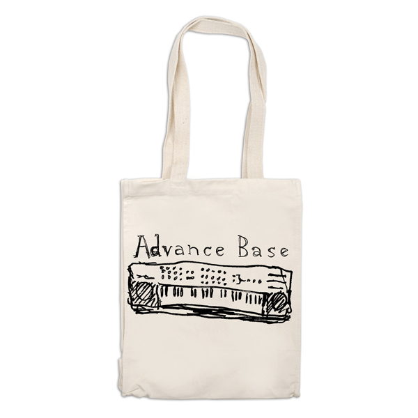 Advance Base - Keyboard Tote Bag