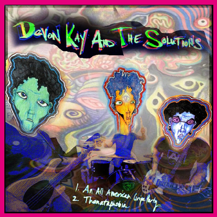 DEVON KAY & THE SOLUTIONS X THE AMBULANCE REVIEW SPLIT 7