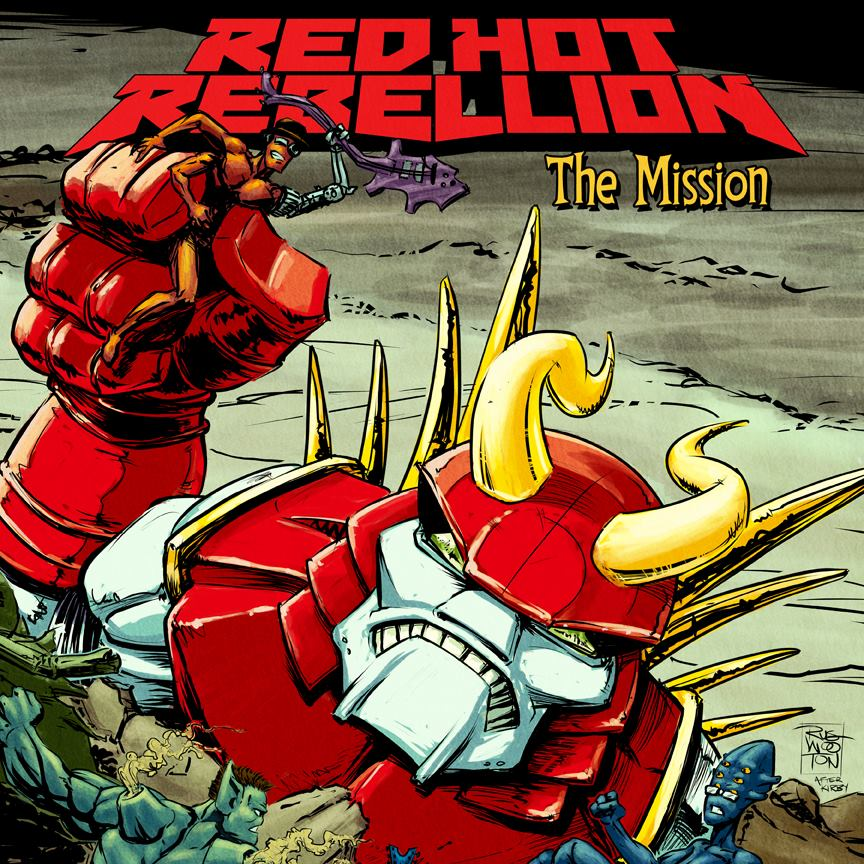 The Mission! Concept Album and Graphic Novel