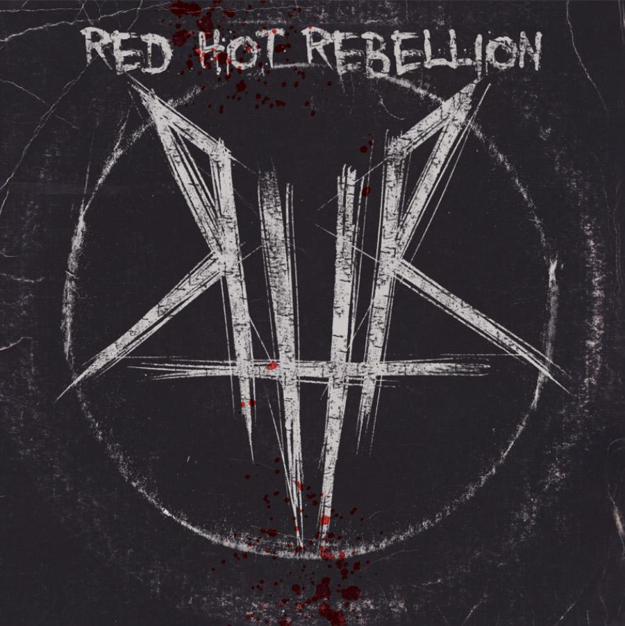 RED HOT REBELLION Self-Titled Debut Album