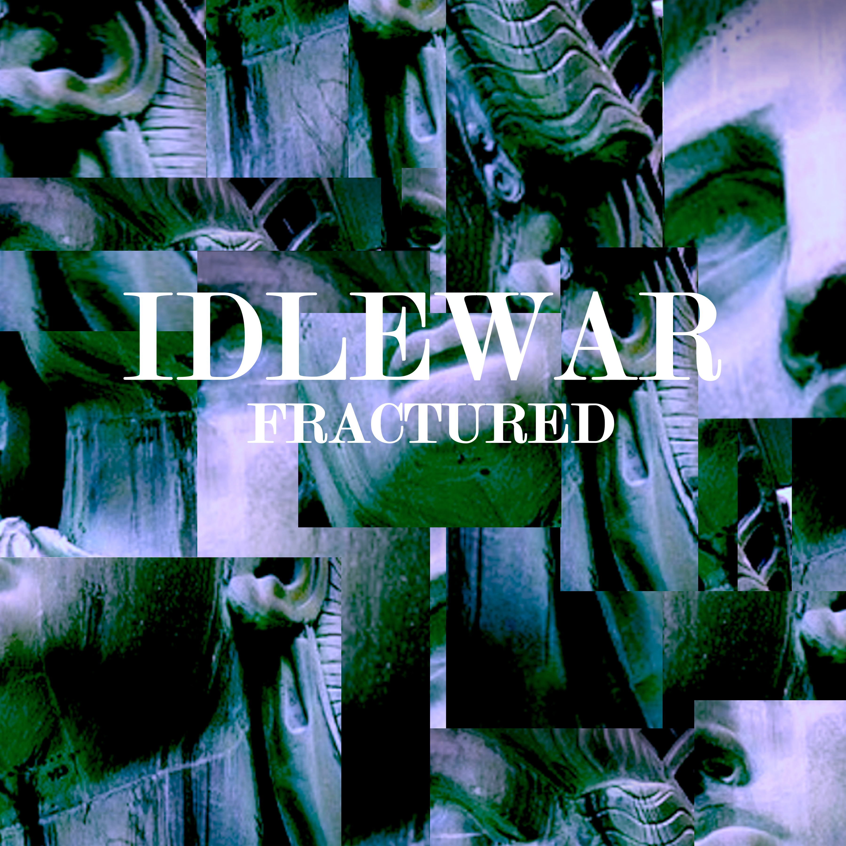 Fractured LP Digital Download