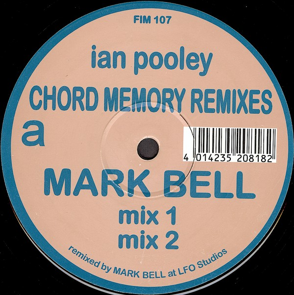 Ian Pooley – Chord Memory (Remixes) (Force Inc)